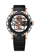 MasterGraff Structural Tourbillon Skeleton