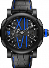 Romain Jerome Steampunk Auto Blue RJ.T.AU.SP.005.02 — фото превью