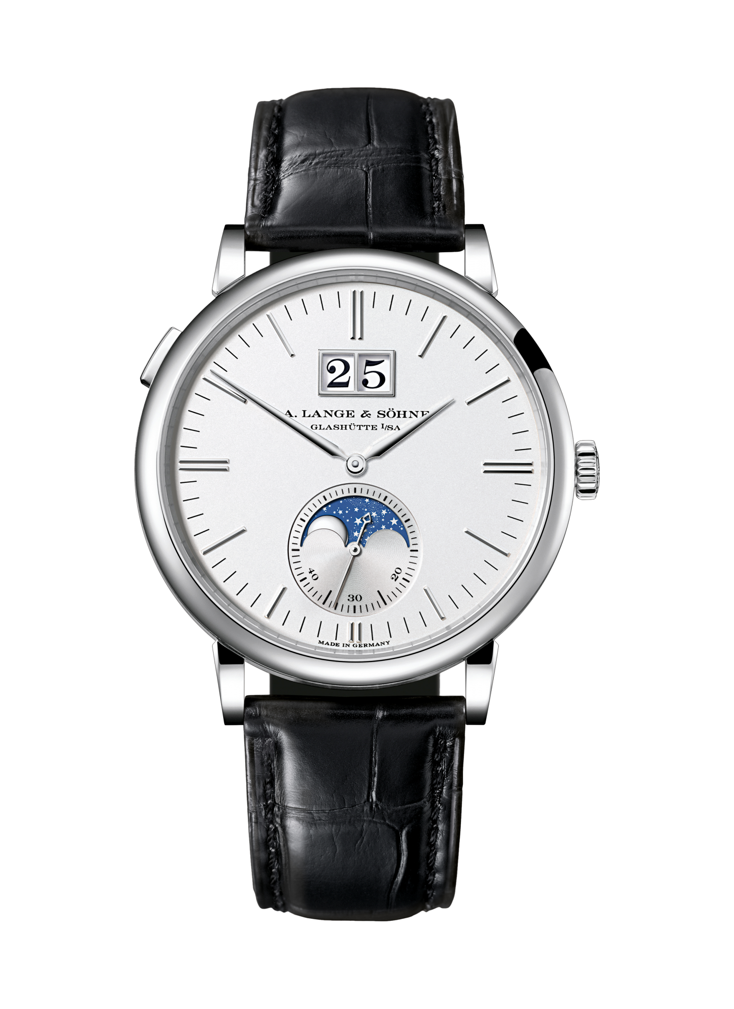 A.L&S Saxonia Moon Phase 384.026
