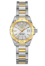 TAG Heuer Steel & Yellow Gold 300M 27 мм WAY1455.BD0922 — фото превью