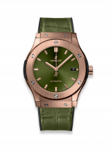 Hublot King Gold Green 511.OX.8980.LR