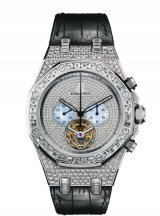 Audemars Piguet Royal Oak Tourbillon Chronograph 26116BC.ZZ.D002CR.01 — фото превью