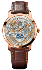 Vacheron Constantin Traditionnelle Perpetual Calendar Openworked 43172/000R-9241 — фото превью