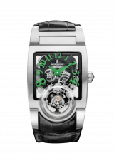de Grisogono Tourbillon White gold U-T-N02