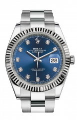 Rolex Steel and White Gold 41 mm 126334-0015 — фото превью