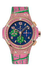 Hublot Pop Art Gold Rose Jewellery 341.PP.9089.LR.1633.POP15 — фото превью
