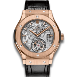 Hublot Tourbillon Cathedral Minute Repeater King Gold 45 mm 504.OX.0180.LR