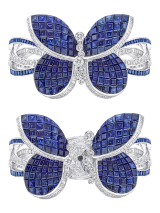Princess Butterfly Sapphires
