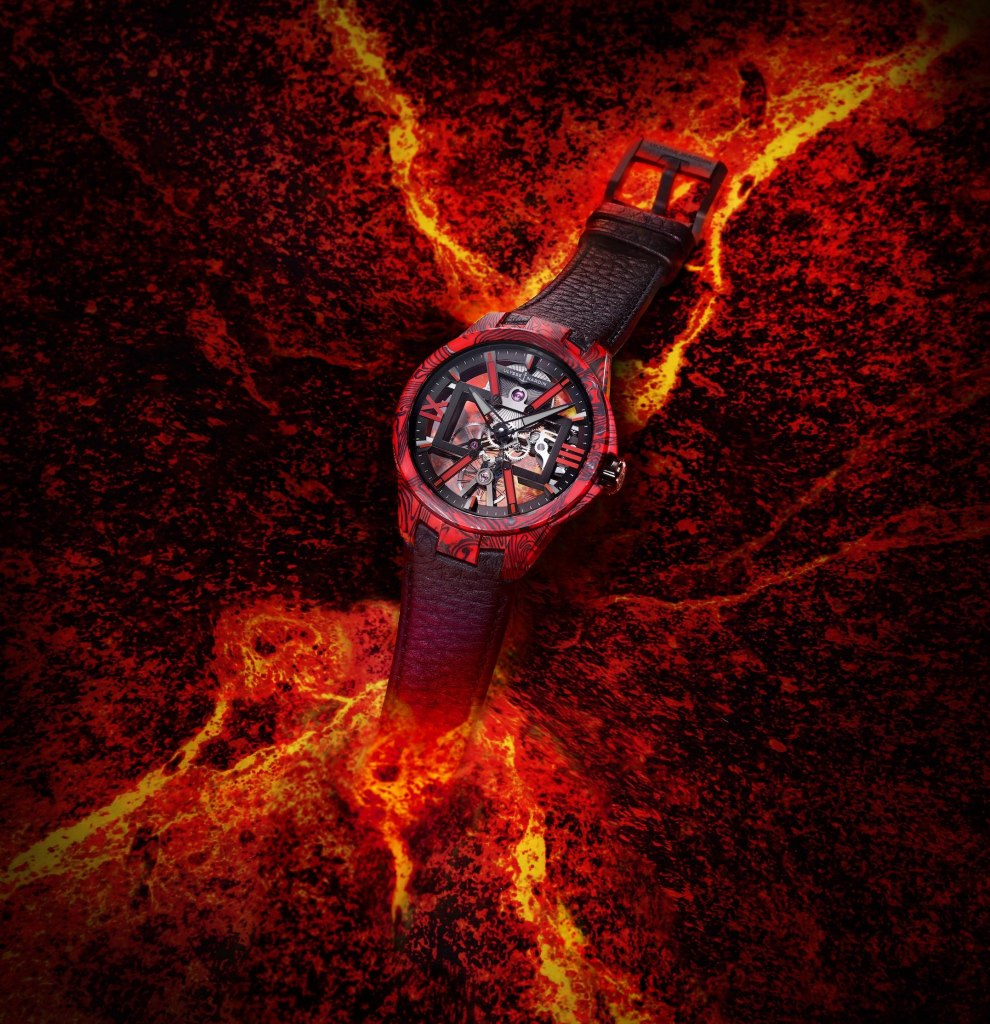 Ulysse Nardin представили Skeleton Magma X в Майами