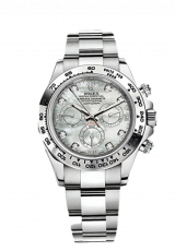 Rolex Oyster 40 White gold 116509-0064