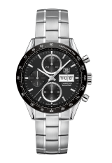 TAG Heuer Calibre 16 Day Date 41 мм CV201AG.BA0725 — фото превью