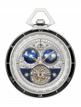 Villeret Pocket watch Tourbillon Cylindrique 110 Years Edition