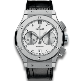 Chronograph Titanium Opalin 45 mm