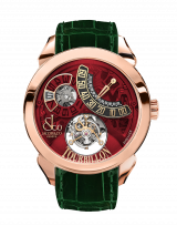 PALATIAL FLYING TOURBILLON JUMPING HOURS