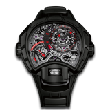 Hublot 12 Key of Time Skeleton All Black 912.ND.0123.RX