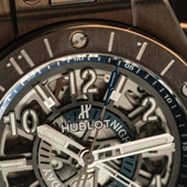 Hublot Big Bang Unico GMT