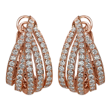 Jacob & Co Art Deco Cocktail Earrings 91636900