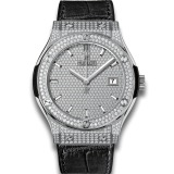 Hublot Titanium Full Pavé 45 mm 511.NX.9010.LR.1704