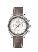 Omega Co-Axial Chronograph 38 мм 324.38.38.50.02.001