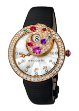 Bvlgari Jumping hour (Jewellery Watches) 102007 BEP40WGD2LR — фото превью