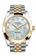 Rolex Steel and Yellow Gold 41 mm 126303-0018 — фото превью