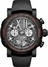 Romain Jerome Steampunk Black Chrono RJ.T.CH.SP.002.01 — фото превью