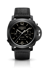 Panerai Chrono Monopulsante 8 Days GMT Ceramica - 44mm PAM00317 — фото превью