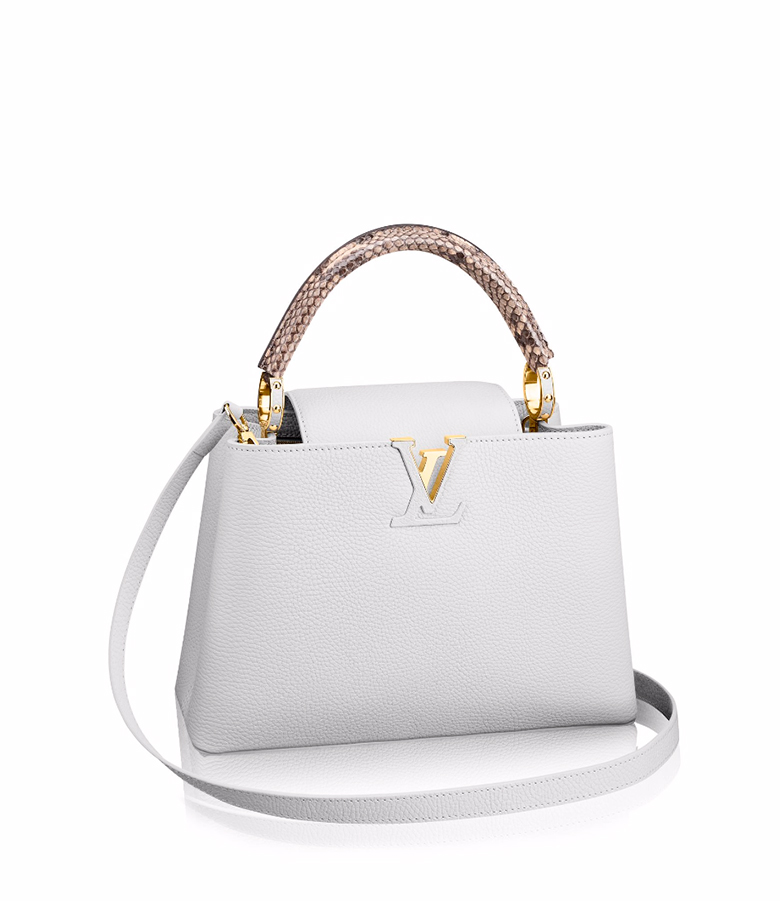 Louis Vuitton  Сapucines PM N93045