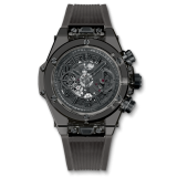 Hublot Unico All Black Sapphire 45 mm 411.JB.4901.RT — фото превью