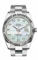 Rolex Steel and Yellow Gold 41 mm 126334-0019 — фото превью