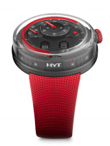 H0 Gun Metal Red