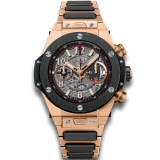Hublot Unico King Gold Ceramic Bracelet 411.OM.1180.OM — фото превью