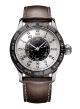 Longines The Lindbergh Hour Angle Watch 90th Anniversary Heritage L2.678.1.71.0 — фото превью