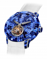 Caviar Tourbillon Camo Blue
