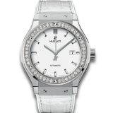Hublot Titanium White Diamonds 42 mm 542.NE.2010.LR.1204