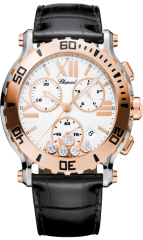 Chopard Happy Sport 42 MM Chrono 288499-6001 — фото превью