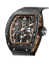 Richard Mille Rose Gold NTPT Aerodune Tourbillone Dual Time