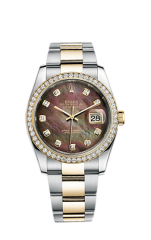 Rolex Steel and Yellow Gold 36 мм 116243-0037