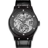 Hublot Tourbillon Cathedral Minute Repeater Carbon 45 mm 504.QX.0110.LR