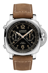 Panerai PCYC 3 Days Chrono Flyback Automatic Acciaio — 44 mm PAM00653