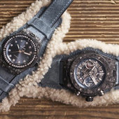 Hublot Big Bang Alps для него и для неё