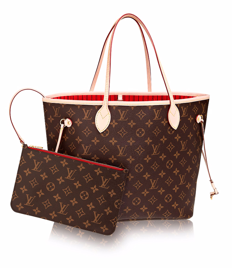 Louis Vuitton  Neverfull MM M41177