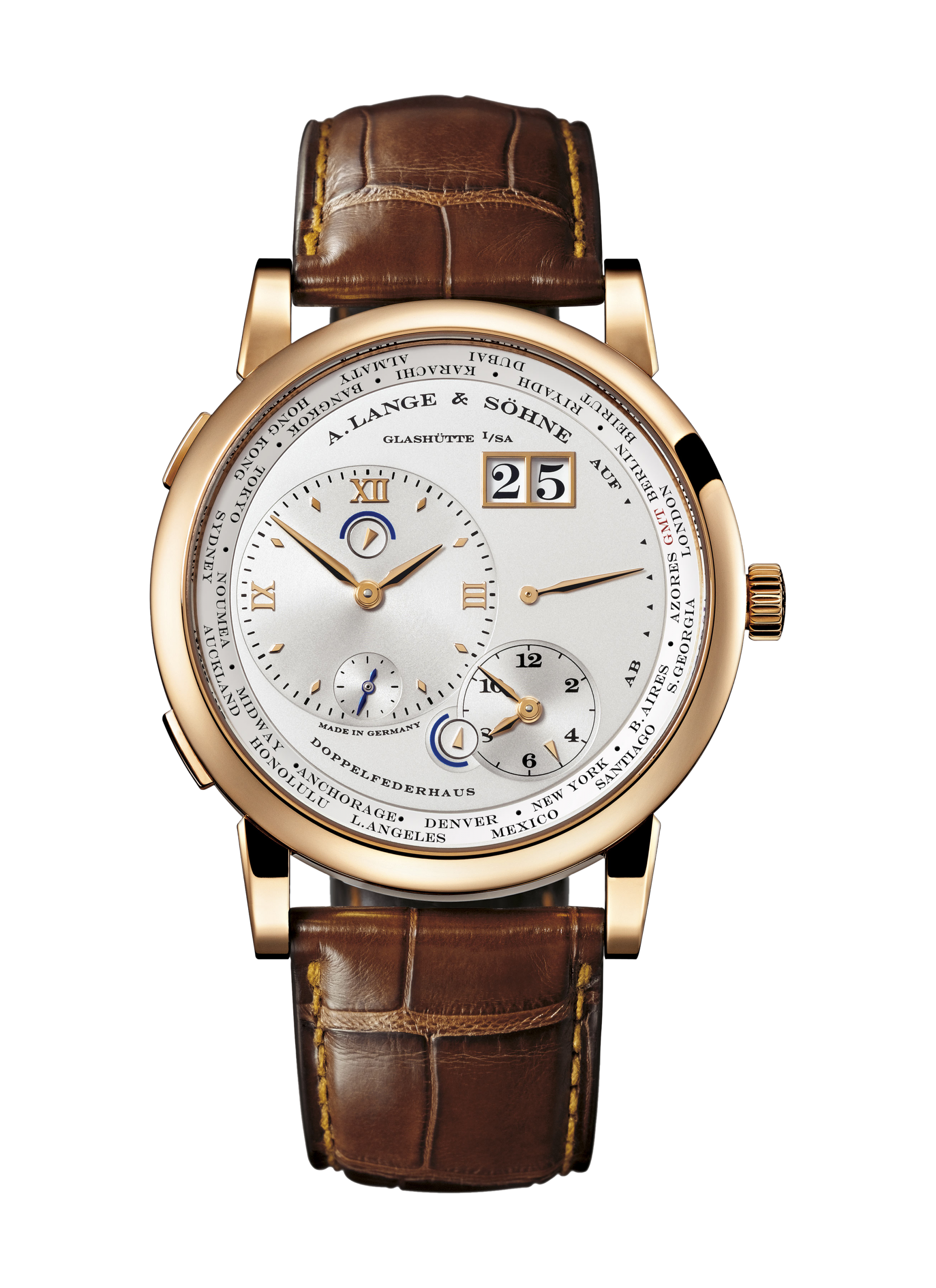 A.L&S Lange 1 Time Zone 116.032
