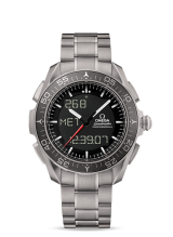 Omega Skywalker X-33 Chronograph 45 мм 318.90.45.79.01.001 — фото превью
