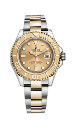 Rolex Steel and Yellow Gold 40 мм 16623-0009