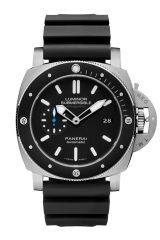 Amagnetic 3 Days Automatic Titanio — 47 mm