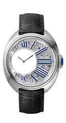 Cartier Mysterious Hour WHCL0003