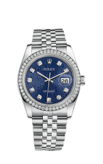 Rolex Steel and White Gold 36 мм 116244-0059 — фото превью