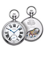 The Longines RailRoad Pocket Watch Equestrian
