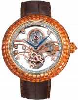 BRILLIANT SKELETON TOURBILLON